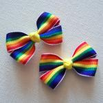 Mini Boutique Bow Pair - Ra..
